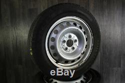 16 Inch Wheels On Summer Original Mercedes Vito Viano W639 + Summer Tire Rims