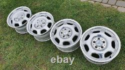 16 Rims 5x112 Mercedes W220 A2044015802 W140 Vito W639 E S Class W124 201 190