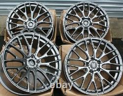 19 River R10 Alloy Wheels For Mercedes M R Class W163 W164 W166 W251 V251