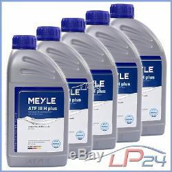 1x Meyle Automatic Transmission Box Oil Change Kit Mercedes Vito W-639