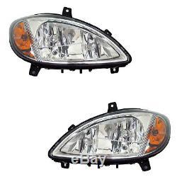 2 Headlight Mercedes Vito & Viano W639 9/2003 A 9/2010 Driver + Passenger