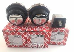 2 X Motor Bearings 1 X Gearbox Febi Mercedes Vito W639 Viano CDI
