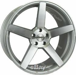 20 CC S-q Alloy Wheels For Mercedes Vito Viano Vw Transporter Mk3 Mk4
