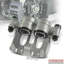 2x Caliper Brake Front L + R Mercedes-benz V-class Viano Vito / Mixto W639 W447