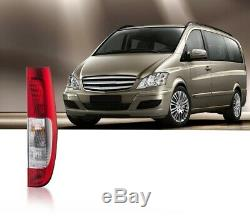 2x Tail Light Tail Light For Mercedes W639 Vito Viano Left And Right