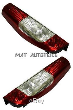 2x Tail Light Tail Light For Mercedes W639 Vito Viano Left + Right