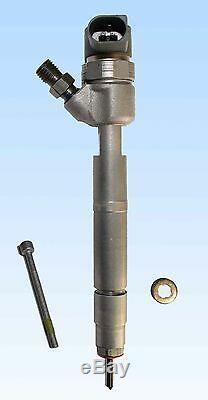 4 Bosch Injector 0445110140 Mercedes A6460700287 Vito Viano 2.0 2.2 CDI