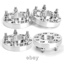 4x 20mm Spacers Way 5x112 M14x1.5 Cb66.6mm For Mercedes Benz Audi