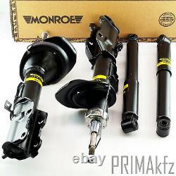 4x Monroe Front Damper Rear Mercedes Viano Vito/mixto Vito Bus W639