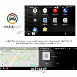 8-core Dab+android 10.0 Autoradio Dsp Navi Gps Mercedes C/clk/g Class Viano Vito