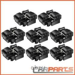 8x Reel For Mercedes-benz R129 R230 Slk R170 R171 R199 Viano W639