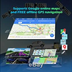9 Dsp Dab + 10.0 Android Gps Car Mercedes Benz A / B Class Viano Vito Crafter