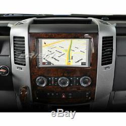 9android 8.1 Dab + Car Gps Nav A / B Mercedes Klasse Sprinter Viano Vito W639
