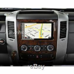 9dab + Car Stereo Android 9.0 Mercedes Benz A / B Class Vito Sprinter Viano W639 Gps