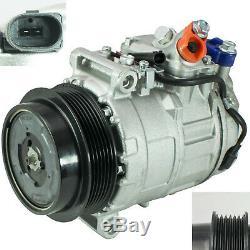 Air Conditioning Compressor For Mercedes-benz C-class E M Viano Vito Sprinter