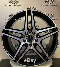 Alloy Mercedes Class A B C E Cla / Gla From 18