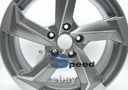 Alloy Wheels For Mercedes From 17 5x112 Look Map Et45 Class A B C