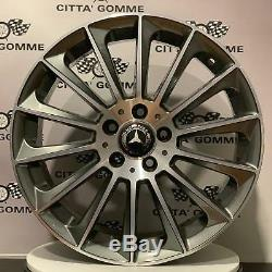 Alloy Wheels Mercedes Class A B C And E Cla Gla To 19 Offer Top Super Price