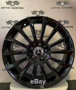 Alloy Wheels Mercedes Class A B C E Cla Gla To 18 New Amg Gmp Italy