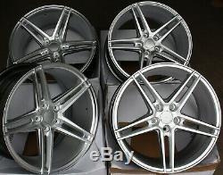 Alloy Wheels X4 18 S Double 5 For Mercedes A C E R Class Cla Viano Vito