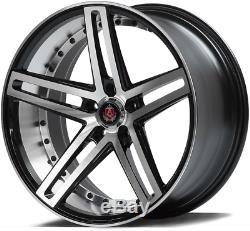 Alloy Wheels X4 19 Bpf Ex20 750kg For Mercedes V-class Vito Vw