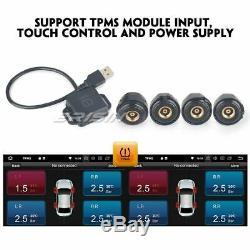 Android 9.0 Car Radio Dab + CD Gps Tnt Bluetooth Mercedes C Class / G / Clk Vito Viano