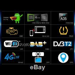 Android 9.0 Dab + Car Mercedes-benz C / G / Clk Class W203 W463 Vito Viano DVD