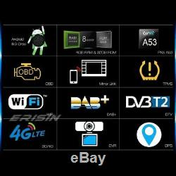 Android 9.0 Dab + Gps Car Radio Mercedes A / B Class Vito Sprinter Viano W169 W639