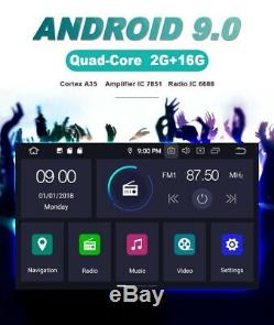 Android 9.0 Mercedes-benz Class A / B / Viano / Vito / Sprinter V-class Gps Radio