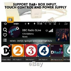 Android 9.0 Radio Dab + 4g Gps Mercedes A / B Class Viano Vito Sprinter Crafter