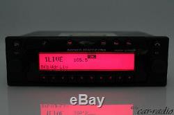 Becker Traffic Pro High Speed be7820 Receiver Navigation Radio CD In