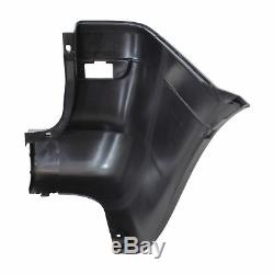 Bumper Corner Rear Left Gray For Mercedes Viano Vito W639 Year Fab