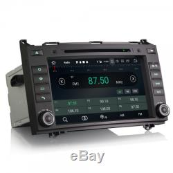 Car Gps Android 10 Mercedes A Class B Vito Viano Sprinter & Vw Crafter