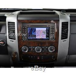 Car Radio Mercedes A / B Class W169 W245 Viano Sprinter Vito Gps Bt 3g DVD Tnt Sd