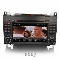 Car Radio Mercedes Sprinter Vito Viano W639 Android 10.0 Dab Gps Carplay