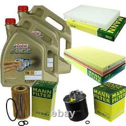 Castrol Filter Review 10l Oil 5w30 For Mercedes-benz Viano W639