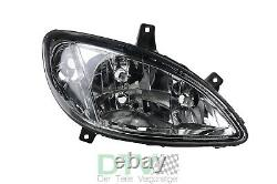 Compatible With Mercedes 639 Vito Ab 03- Light Kit H7/h7/h7 Left & Right