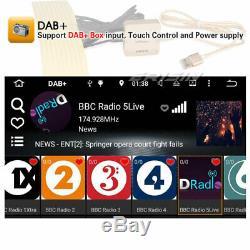 Dab + Fm Android 8.1 Car Gps Gps Tnt Navi Mercedes C / Clk / G Class W209 Viano Vito
