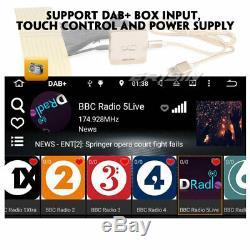 Dab + Radio Android 9.0 Mercedes Class A / B Vito Viano Sprinter Vito W169 CD 4g