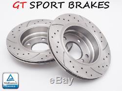 Disc Brake Before Gt1441 Mercedes-benz Viano Vito W639 2004-2013 2003 Ø300