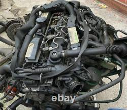 Engine Mercedes Benz 2.2 CDI 651940 651.940 Viano Vito 84tkm Complete Jjm