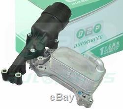 Engine Oil Filter Housing For C218 W204 Mercedes Sprinter, Dodge 6511801310