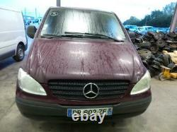 Front Bumper Mercedes Viano-vito Vito (639) Van Diesel / R43050815