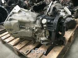 Gearbox Mercedes Viano-vito Vito (639) Fourgon 111 CDI / R27139249