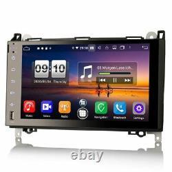 Gps Radio For Mercedes Vito Viano W639 Android 10.0 Auto Carplay Gps Dab 9
