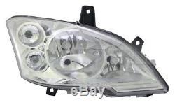 Headlight Right Mercedes Vito Viano W639 2010 2014 Passenger