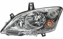 Hella Headlight Left For Mercedes-benz Vito 1eg 009 627-011