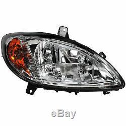 Hella Headlight Right Mercedes Viano Vito W639 Year Mfr. 03-10 H7 / H7 + Engine