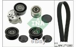 Ina Accessory Belts Kit Mercedes-benz Viano Vito 529 0139 10