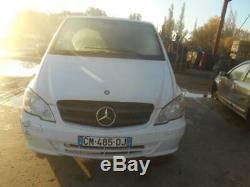 Left Front Door Mercedes Vito Viano-vito (639) Combi Diesel / R33892746